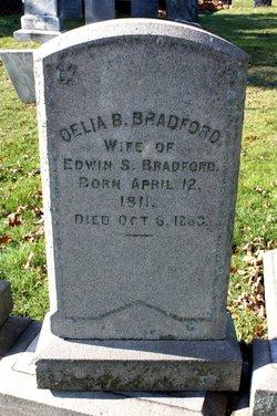 Delia Broomfield <i>Holmes</i> Bradford