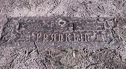 Grace Irene <i>Snyder</i> Franklin