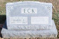 Harry J Eck