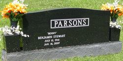 Benjamin Stewart Benny Parsons