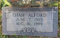 Isiah Alford
