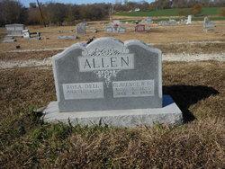 Rosa Dell <i>Higgins</i> Allen