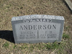 D. H. Anderson