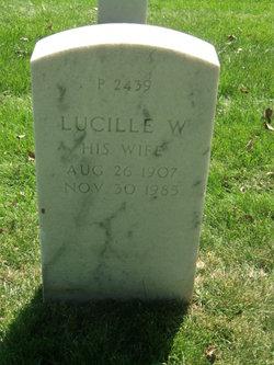 Lucille W Boone