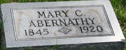 Mary Caroline <i>Harlan</i> Abernathy
