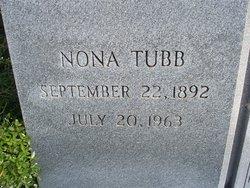 Nona Elisa <i>Tubb</i> Glenn