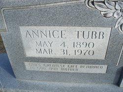 Annice <i>Tubb</i> Ausborn