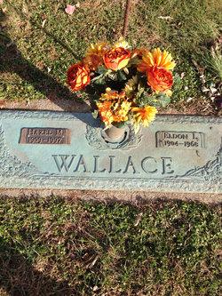 Hazel M. <i>Inman</i> Wallace