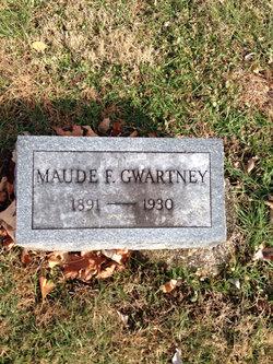 Maude Fay <i>Kirkright</i> Gwartney
