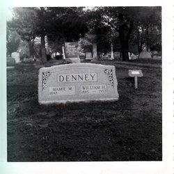 Mamie M. <i>Hankins</i> Denney