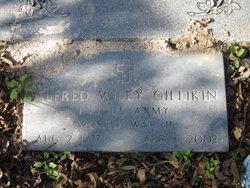 Alfred Wiley Gillikin
