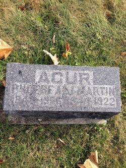 Joseph Martin Agur