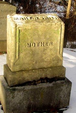 Mary <i>Northrup</i> Smith