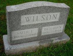 Sallie F Wilson