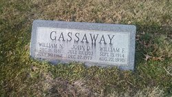 Dr William Nicholas Gassaway