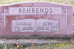 Lucille <i>Bradbrook</i> Behrends