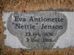 Eva Antoinette <i>Barlow</i> Jenson