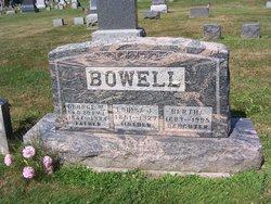 Louisa Jane <i>Dimmitt</i> Bowell