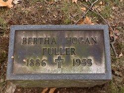 Bertha <i>Hogan</i> Fuller