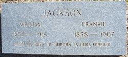 Franky <i>Tubb</i> Jackson