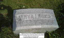 Mary A <i>Post</i> Lindsey