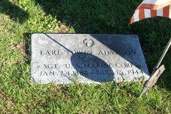 Earl Edwin Adamson
