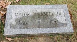 Dayton M Abbott, Jr