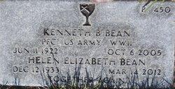Kenneth B Bean