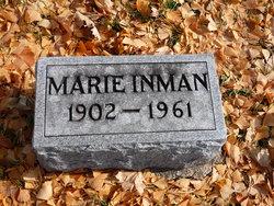 Marie Caroline <i>Moyer</i> Inman
