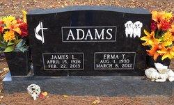 Erma <i>Thornton</i> Adams