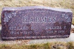 Amanda Florence <i>Jahn</i> Harmes