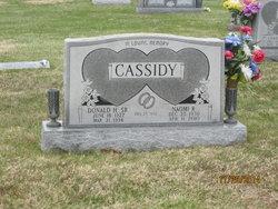 Naomi Fay <i>Richard</i> Cassidy