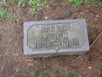 Harvey Frick