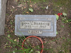 Anna L Bierbauer