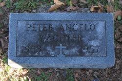 Peter Angelo Wachter
