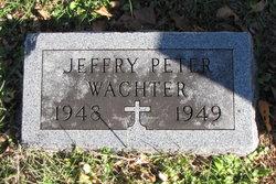 Jeffrey Peter Wachter