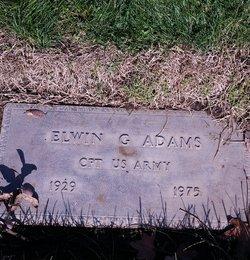 Elwin Grider Adams