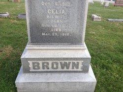 Celia <i>Miller</i> Brown