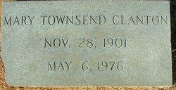 Mary Townsend <i>Townsend</i> Clanton