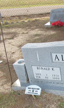 Ronald K Alford