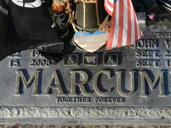 CPO John Wayne Dusty Marcum