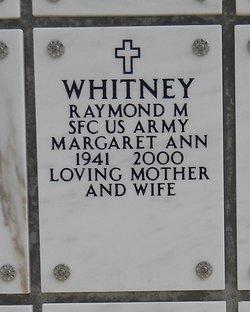 Margaret Ann Whitney