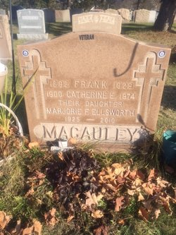 Marjorie F Marge <i>Macauley</i> Ellsworth
