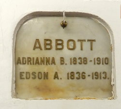 Edson Augustus Abbott