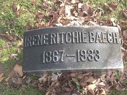 Irene Ritchey <i>Nelson</i> Beach