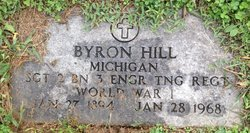 Bryon Franklin Hill, Sr
