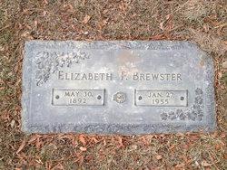 Elizabeth <i>Frank</i> Brewster