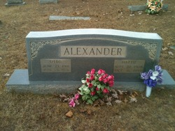 Hattie <i>Kilgore</i> Alexander