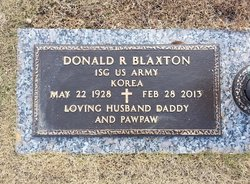 Donald Ray Blaxton