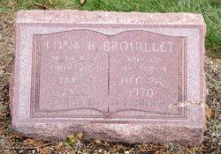 Lona Bell <i>Hannah</i> Brouillet